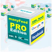 Google Merchant Center - модуль manyFeed 5 PRO, создание фида для Google Merchant Center, Facebook, Инстаграм для OpenCart