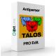 Защита от ботов и парсинга - antiparser TALOS PRO