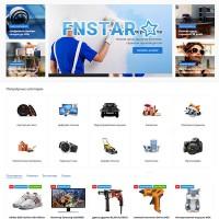 FnStar - Адаптивный и универсальный шаблон