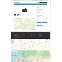 Гео-карты / Geo-maps