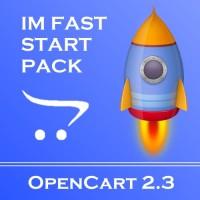 IMFastStartPack (OC 2.3) - Пакет модулей для быстрого старта вашего сайта