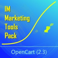 IMMarketingToolsPack (OC 2.3) — Пакет инструментов для маркетинга