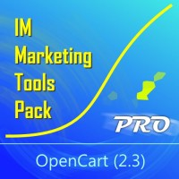 IMMarketingToolsPackPro (OC 2.3) — Пакет инструментов для маркетинга