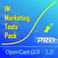 IMMarketingToolsPackPro — Пакет инструментов для маркетинга