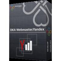 DKA Вебмастер.Яндекс (CMS opencart 2.x.x)