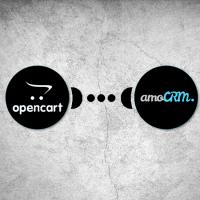 AMO CRM - модуль интеграции Opencart и AMO CRM 1.0.0