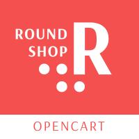 RoundShop - адаптивный универсальный шаблон