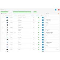 Фильтр товаров в админке по производителю, категории, артикулу, изображению и ID 3.0.1