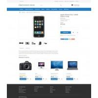 Electronics Store - Универсальный шаблон