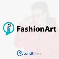 FashionArt - адаптивный шаблон магазина одежды