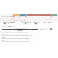 SEO Генератор мета тегов (категории, товары, производители, статьи), SEO URL - Мультиязык