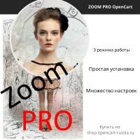 Модуль зуммирования изображений товара - ZoomPRO