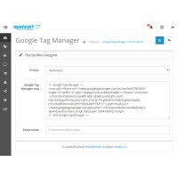 Google Tag Manager + E-commerce