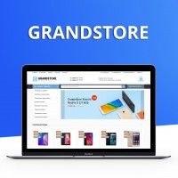Grandstore - настраиваемый шаблон для OpenCart