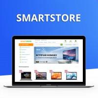 Smartstore - настраиваемый шаблон для OpenCart 3