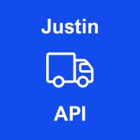 «Justin API» v 1.0.0-  модуль доставки для OpenCart