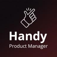 Handy Product Manager — удобное редактирование товаров в OpenCart 2.x
