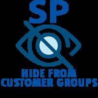 Скрытие категорий от групп покупателей Hide Categories From Customer Groups 1.5.x-2.1.x-2.3.x-3.0.x 2.0