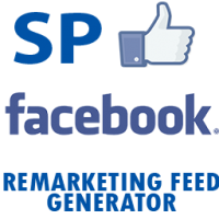 SP Facebook Remarketing + CSV Feed 1.5.x 2.x 3.x 1.0.1