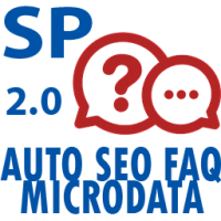 SP AUTO SEO FAQ + Microdata 2.x-3.x v2.0 - установка включена в стоимость!
