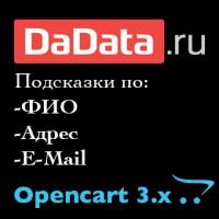 Подсказки DaData 1.0.2