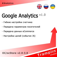 TS Google Analytics v1.0