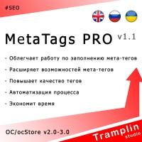 TS MetaTags PRO v1.1