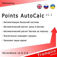 TS Points AutoCalc v1.1