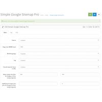 Простой Google Sitemap Pro