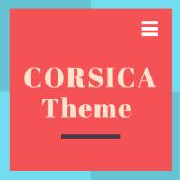 Corsica - многомодульный шаблон 3 в 1